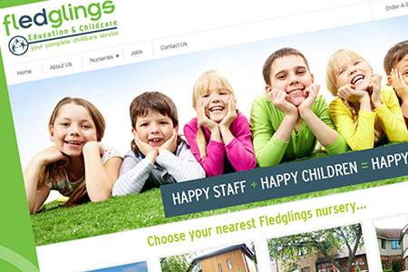 click to view more about Fledglings Day Nursery